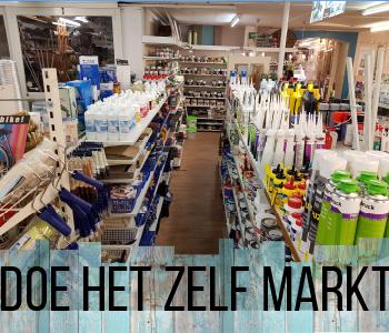 Doe het zelf Markt J. de Boer Delfstrahuizen